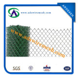 High Quality PVC & Galvanized Chain Link Fence
