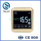 HVAC 2-Pipe Touch Screen Fan Coil Room Thermostat (MP-04)