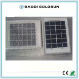 6W Mini Solar Panel Components for Solar Lighting System