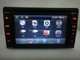 2 din Car DVD for Nissan with Android system Dual-core A8 Chipset,GPS,DVR,digital LCD,BT,3G/Wifi(TID-I001)
