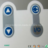 Membrane Switch with Rim Embossed Key (KK)