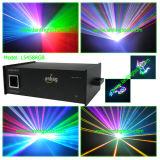 5W RGB Full Color Animation Laser Light 5000mw Ilda Cartoon Stage Lighting 40k