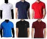 2016 Wholesale Custom Men′s Fashion Tee Shirt Polo