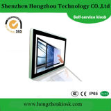 LCD Wall Mounted Multi Touch Screen Monitors Kiosk