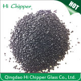 Black Color Landscaping Glass Beads