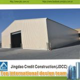 Prefab Design Steel Single Door Storage