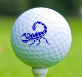 Customized Golf Ball Stamps Dia. 11mm