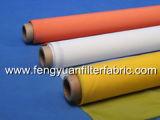 Polyester / Nylon Silk Printing Screen Mesh Belt / Cloth
