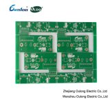 2 Layer Hal Lead Free PCB with Green Solder Mask