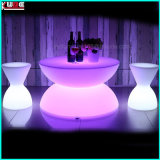 Multi-Color Changing LED Coffee Table