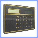 Solar Pocket Calculator 8 Digits Solar Power Calculator