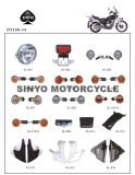 Wholesale Dy150-40 Durable Motorcycle Body Parts