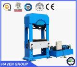 High precision HP-100 hydraulic press nachine