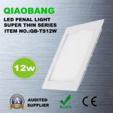Ultra-Thin LED Panel Light with 12W (QB-TR12W)