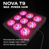 2012 New Design Nova T9 300W LED Grow Light