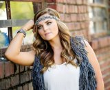 Fashion Women′s Crystal Rhinestone Elastic Headband Headwrap Trade Beaded Hair Band National Restoring Ancient Wholesale