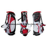 Red and White Golf Stand Bag (GL-9046)