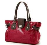 Fashion PU Handbag Lady′s PU Leather Handbag (RS-EP0009)