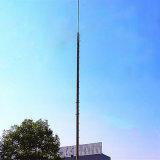 Steel Power Transmission Lightning Rod (Regular octagon)