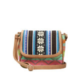 Minority-Embroidery Design Lady Crossbody Bags (MBNO039046)