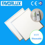 595*595 Color CCT Dimmable LED Panel Light