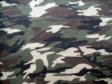 Military Polyester Cotton Camouflage Fabric for Clothing
