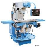 Horizontal Swivel Head Milling Machine with Slotting Head (X1450)