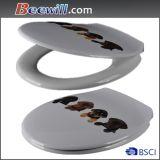 Soft Close Urea Customer Design Toilet Seat Cover