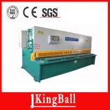 CNC Hydraulic Foot Metal Sheet Shearing Machine