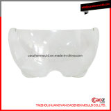 Semi Helmet Outer Visor Mould for Motorcycle Use