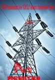 Megatro 110kv Transmission Line 1d8 Sj1 Tension Transmission Tower