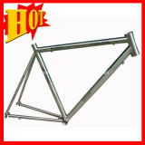 Customed Size Gr9 Titanium Alloy Bike Frame