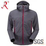 Mens Breathable Softshell Jacket Sport Jackets (QF-429)