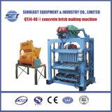 Qtj4-40II Lower Price Brick Making Machine