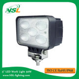 50W LED Work Lamp for Tractor Machine Forklift Mining