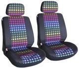 Jacquard Fabric Soild Car Seat Cover for Universal Mitsubishi