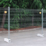 PVC Coated Palisade Fence for Protection