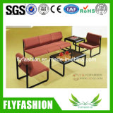 Fashional Design Office Furniture Waiting Room Sofa (OF-28A)