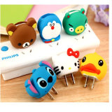 Cartoon Portable USB Adapter for Android Cell Phone