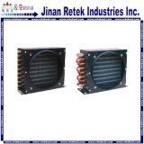 (retek100) Refrigeration Aluminium Fin Copper Tube Condenser Coil