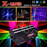 5 W RGB Full Color Animation Laser Light, SD Laser, Ilda Laser, High Power Laser