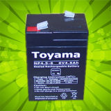 6V4.5ah Rechargeable Battery for Lighting