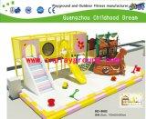 Small Pirateship Indoor Playground Equipment with Soft Play