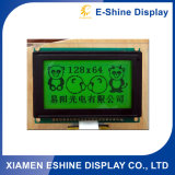 12864G Mono Graphic LCD Monitor Display Module with green backlight