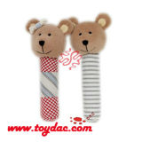 Plush Baby Bear Rocker Toys Hand Puppet