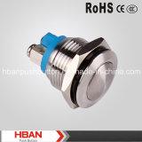 Hban Brand Gq16b-10/S Metal Push Button Switch