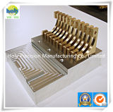 CNC Milling Machine Parts in Bass by Chinese Manufacturer