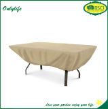 Onlylife Oxford Dustproof Outdoor Furniture Cover Patio Table Cover