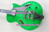 Hollow Body Style / Gold Parts / Afanti Electric Guitar (AHY-663)