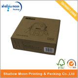Customized Paper Packaging Box Brown Corrugated Box (AZ010421)